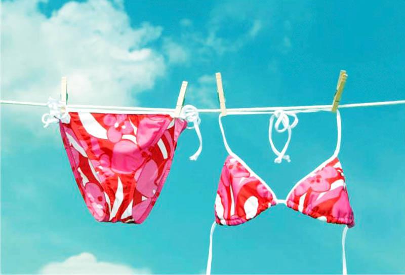 Bikini admitted attraction