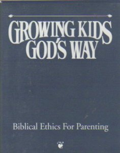 """""""With their first child, my parents discovered Growing Kids God's Way by the Ezzos. True to the teachings, my parents controlled our hearts with fear."""""""