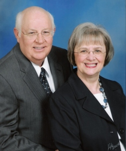 Inge Cannon (pictured here with her husband) helped Gothard develop the ATI curriculum in the early 1980's. She later directed HSLDA's National Center for Home Education.