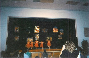 "My first ballet recital to ""Femininity"" from Summer Magic."
