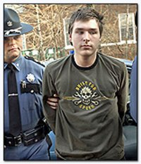 In 2005, 14-year-old Patrick Armstrong murdered a childhood friend, 14-year-old Marlee Johnston.