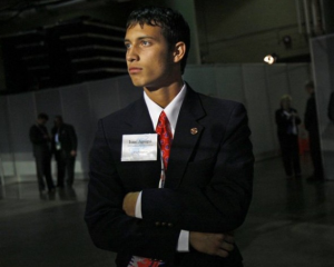 Isaac Aguigui was the leader of a secret militia group aiming to assassinate President Barack Obama and seize control of the U.S. government.
