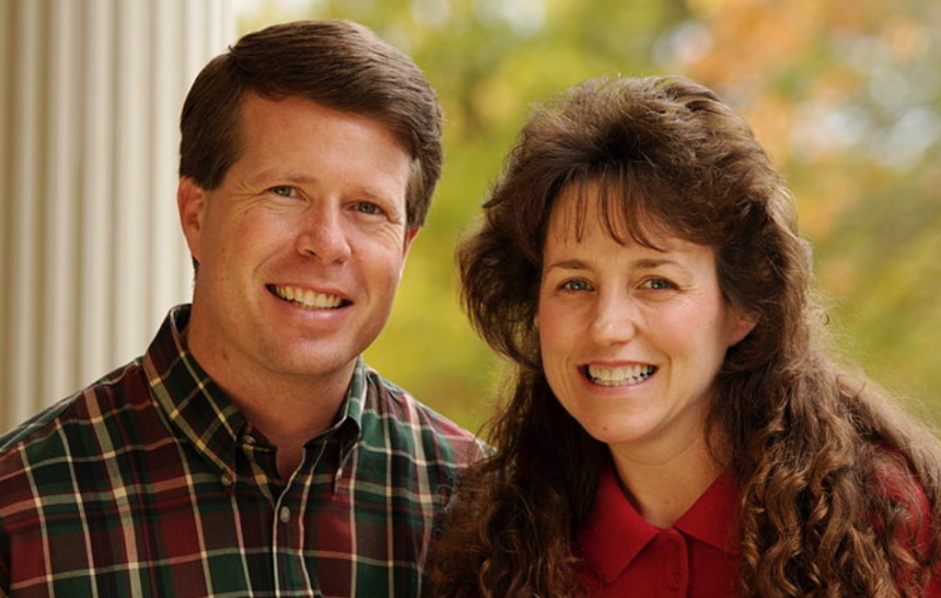 Jim Bob and Michelle Duggar. CC image courtesy of Wikimedia Commons.