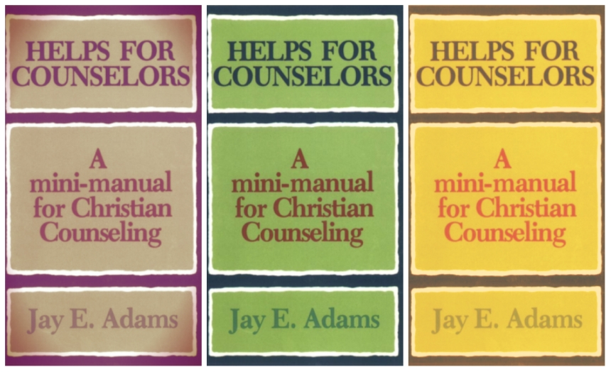 competent to counsel jay adams pdf