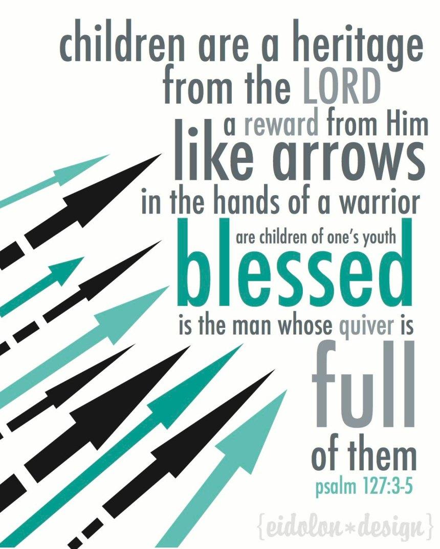 Quiverfull verse