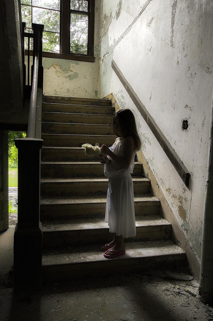 child-alone